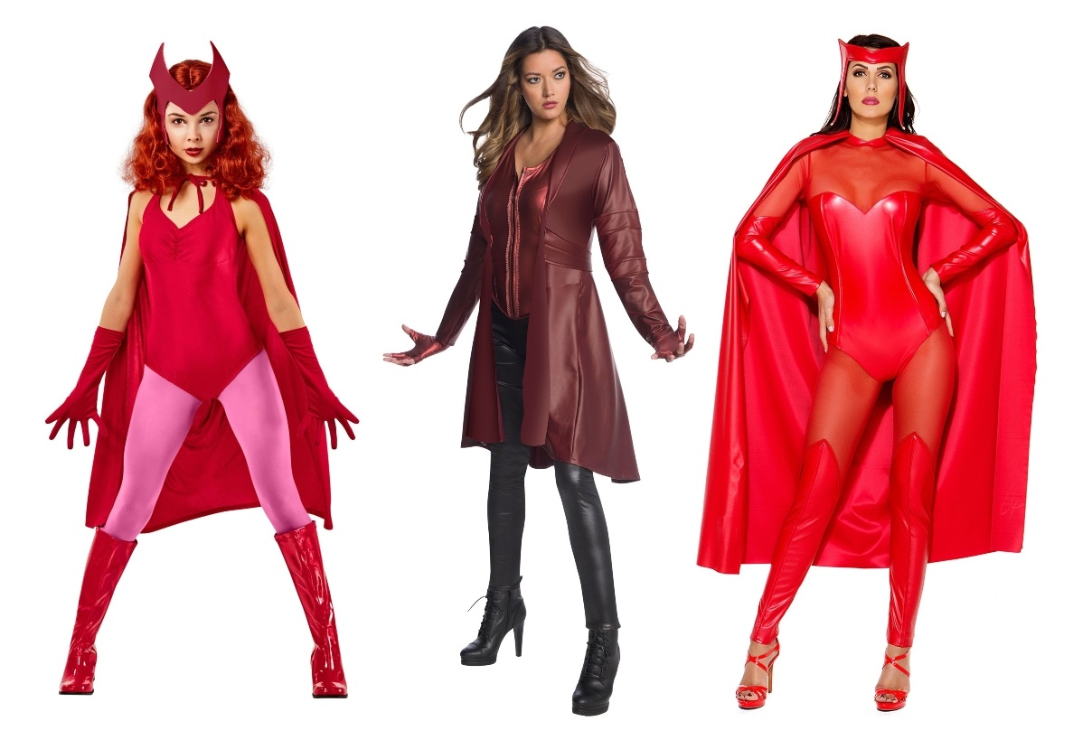 Scarlet Witch Halloween Costumes