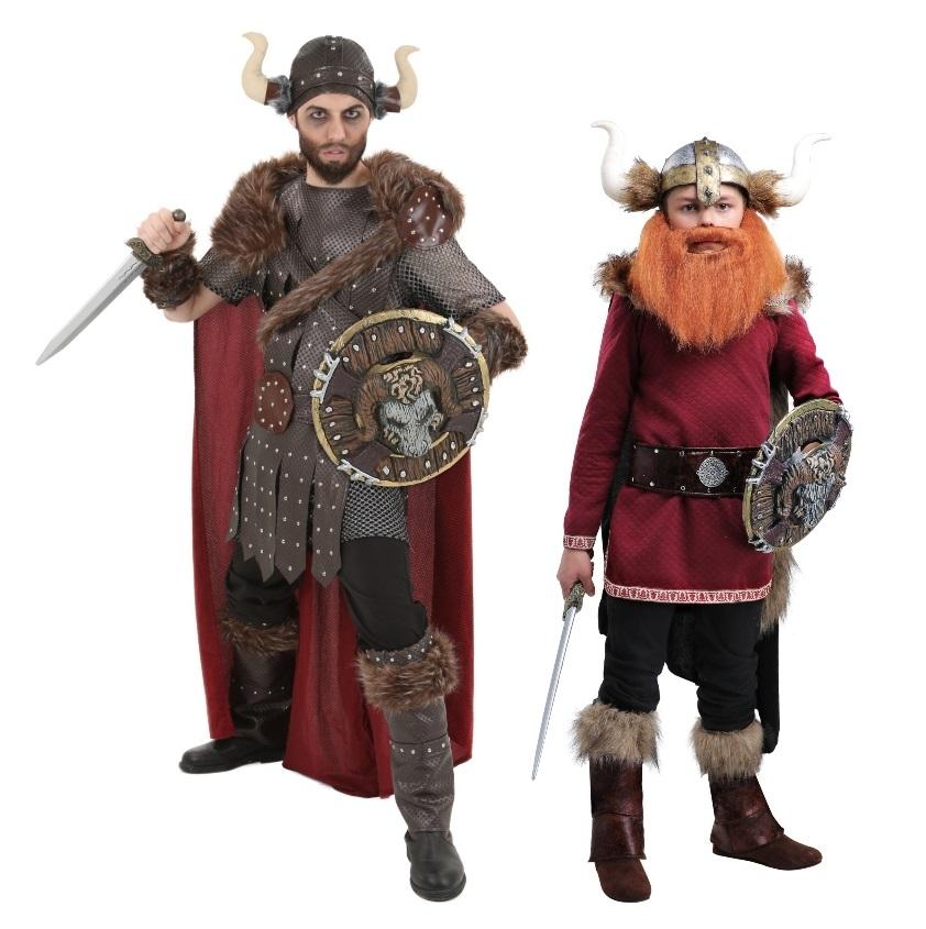 Viking Halloween Costumes