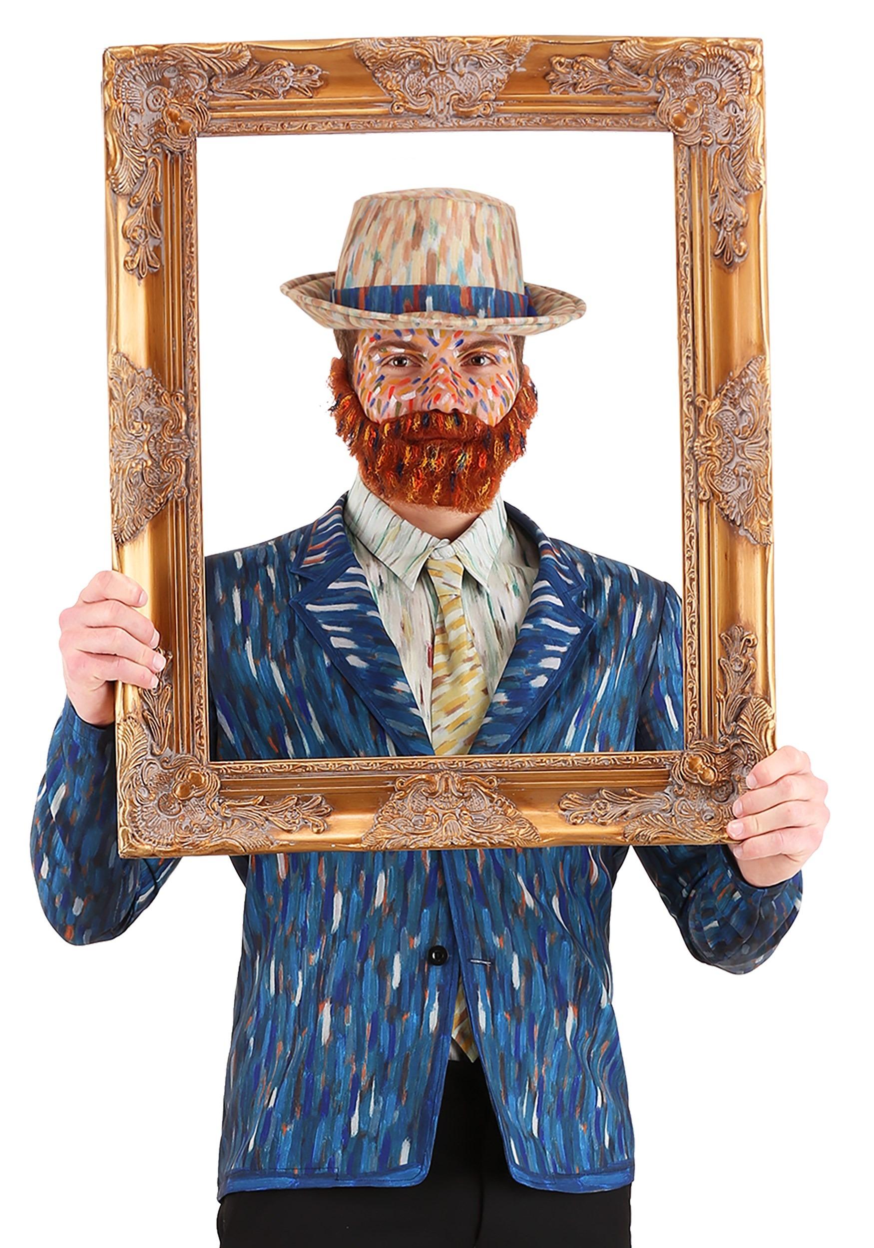 Vincent van Gogh Halloween Costume