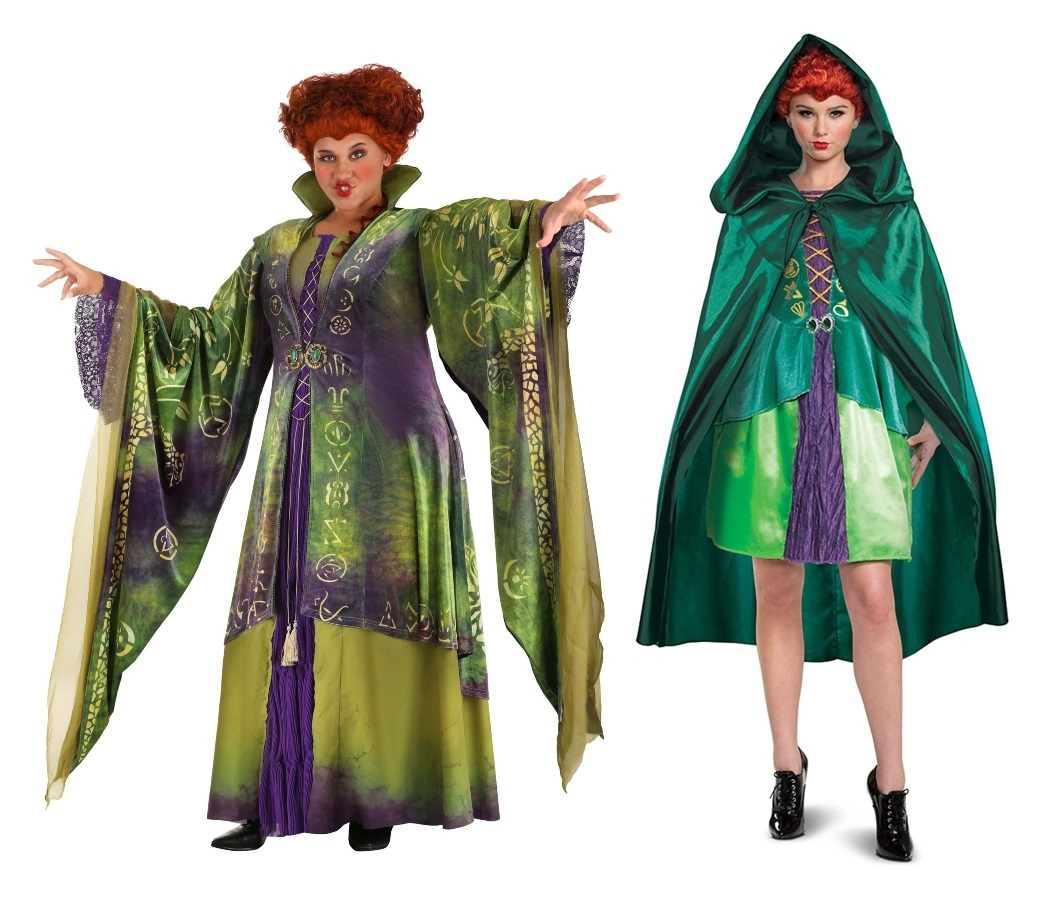 Winifred Sanderson Halloween Costumes