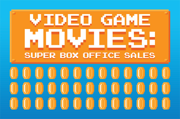 Video Game Movies: Super Box Office Bros