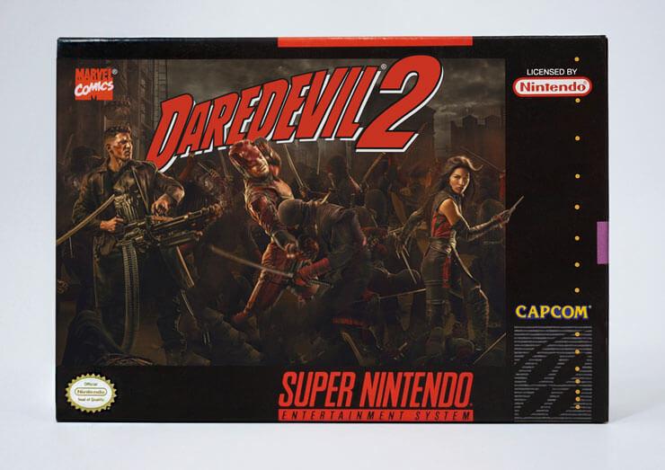 Daredevil Game