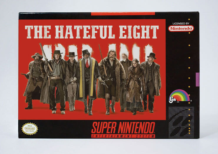 Hateful Eight Game