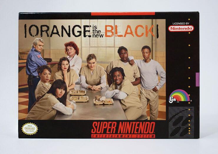 Orange is the New Black Game