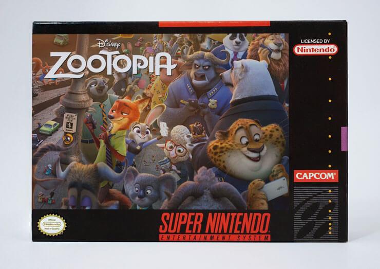 Zootopia Game