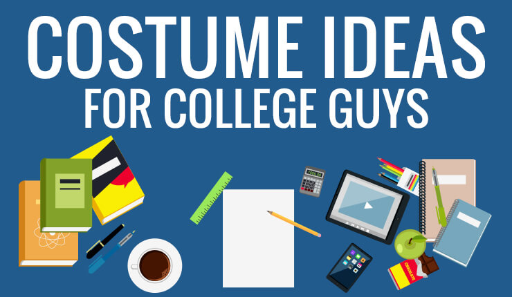 Halloween Costumes for College Guys