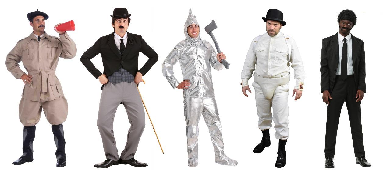 Film Studies Major Costumes for Guys