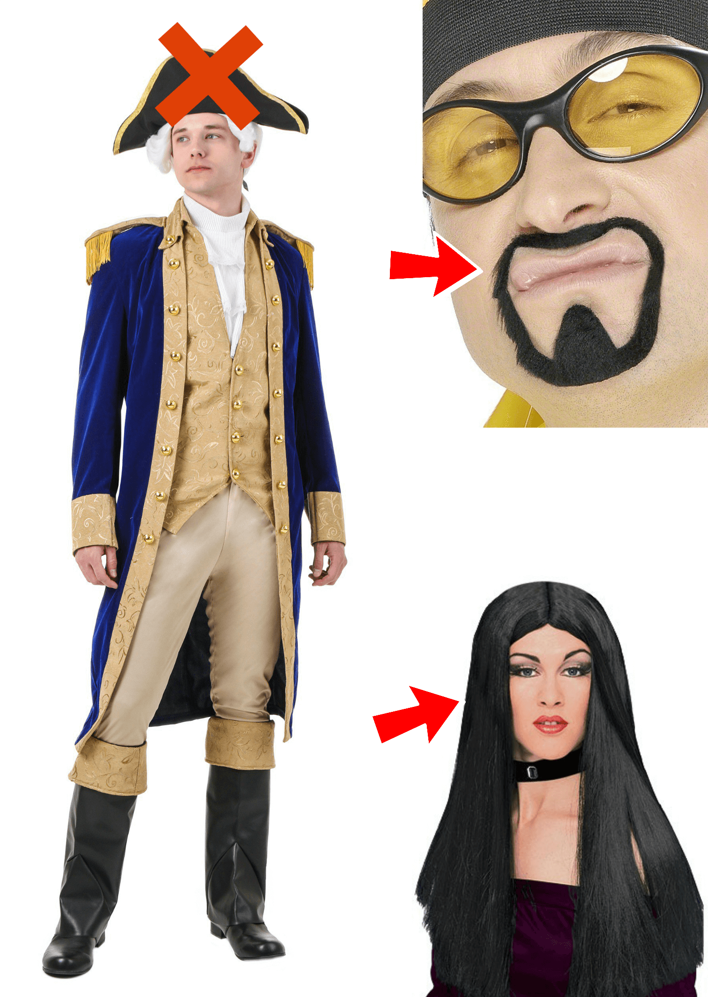 Alexander Hamilton Halloween Costume  sc 1 st  Halloween Costumes : homemade adults halloween costumes  - Germanpascual.Com
