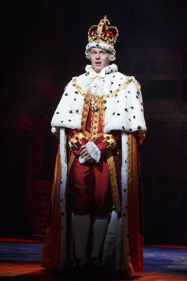 Diy hamilton costume ideas that will leave you satisfied king george iii halloween costume solutioingenieria Image collections