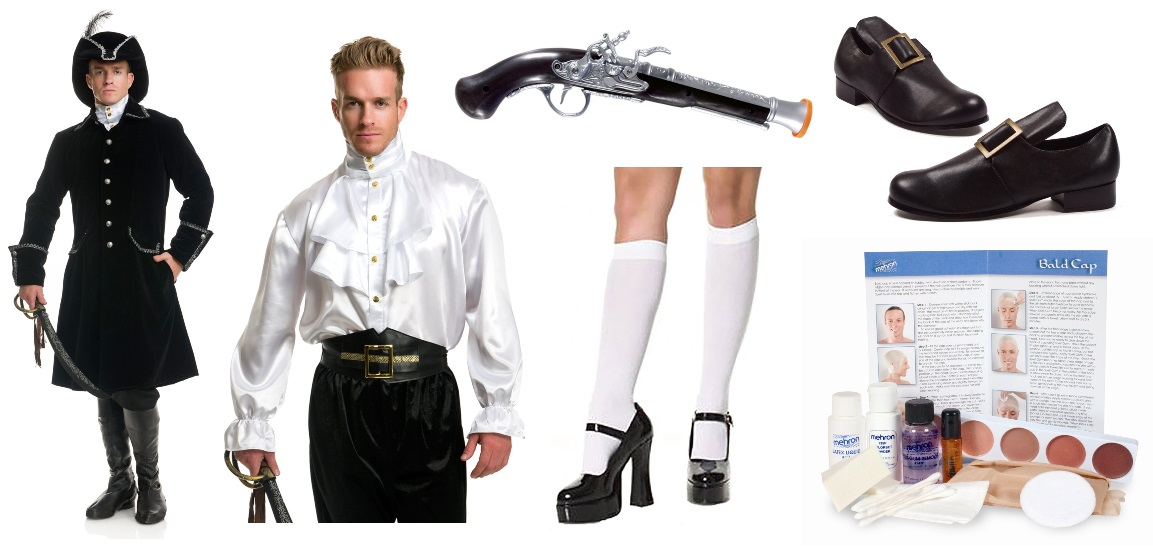 DIY Aaron Burr Halloween Costume Essentials