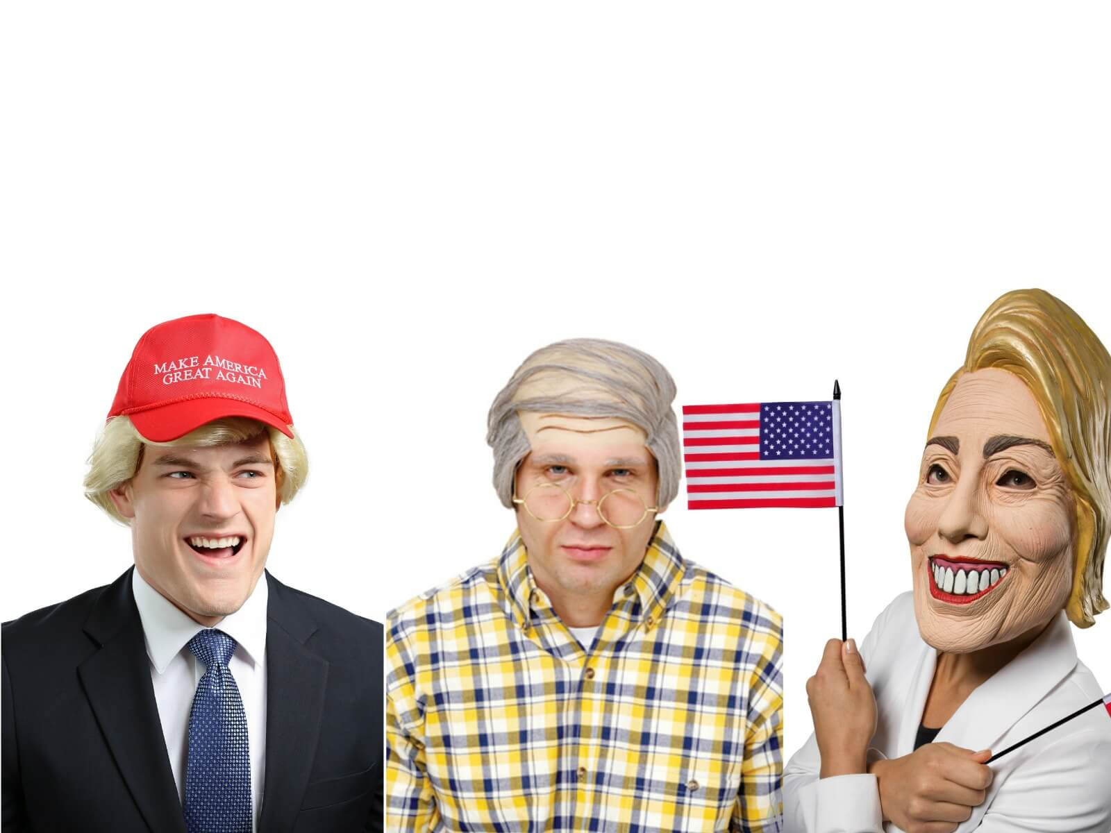 Funny Political Costumes