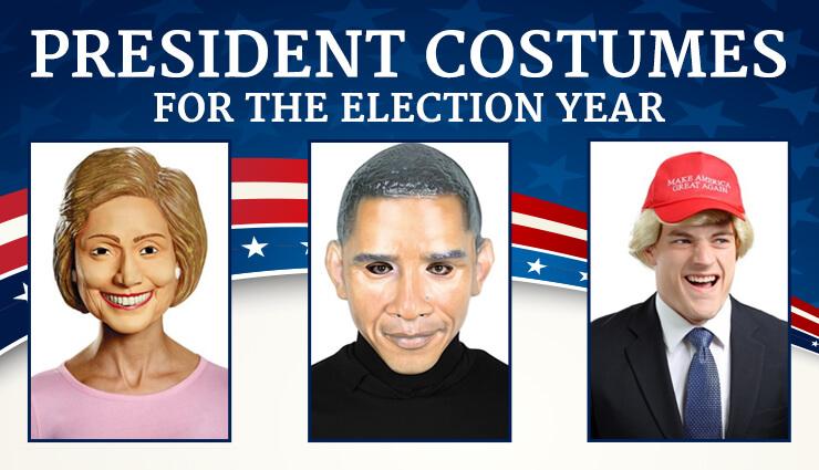 Political Costume Ideas