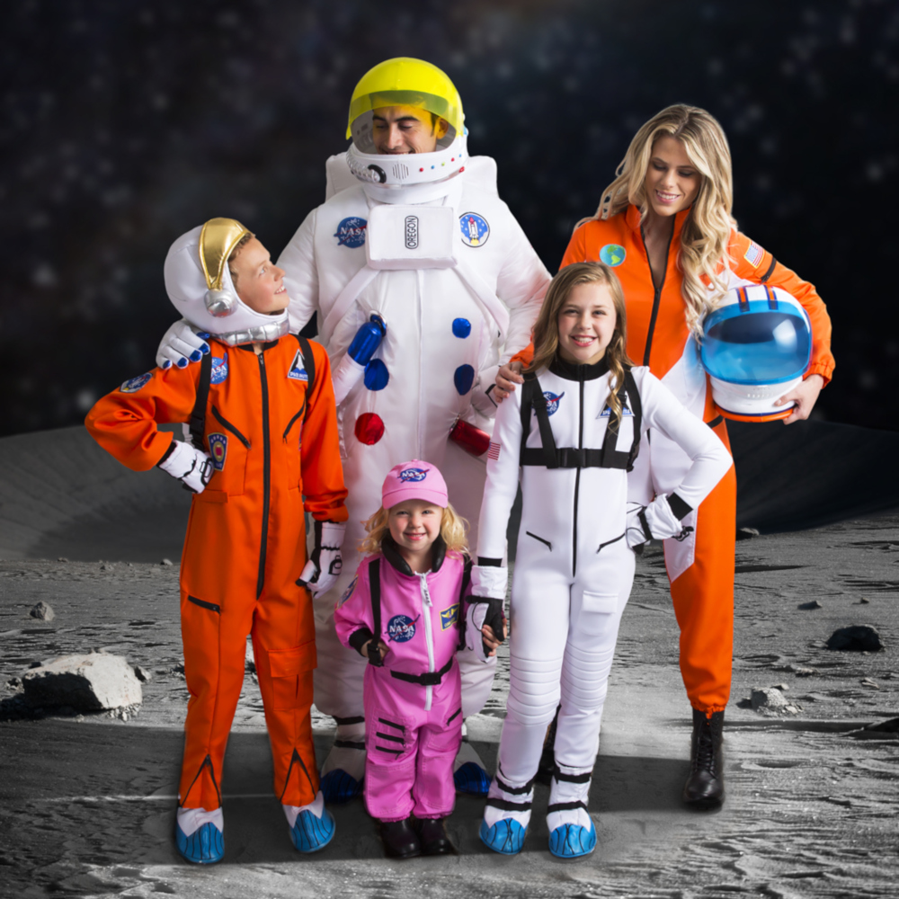 Astronaut Costumes for Families