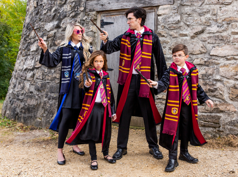 Harry Potter Costumes for Families