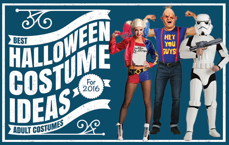 Best Adult Halloween Costumes 2016