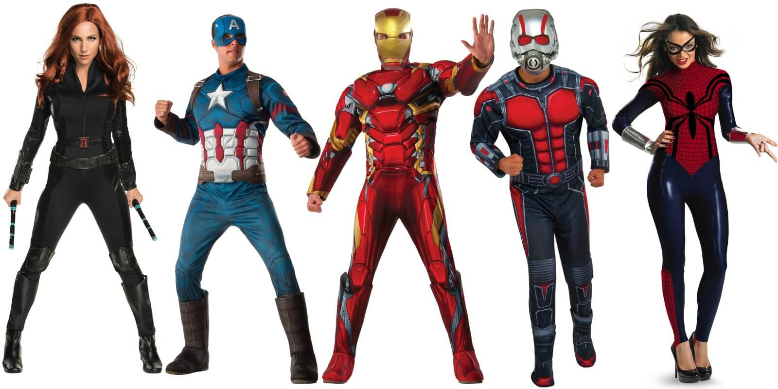 Marvel Adult Costumes