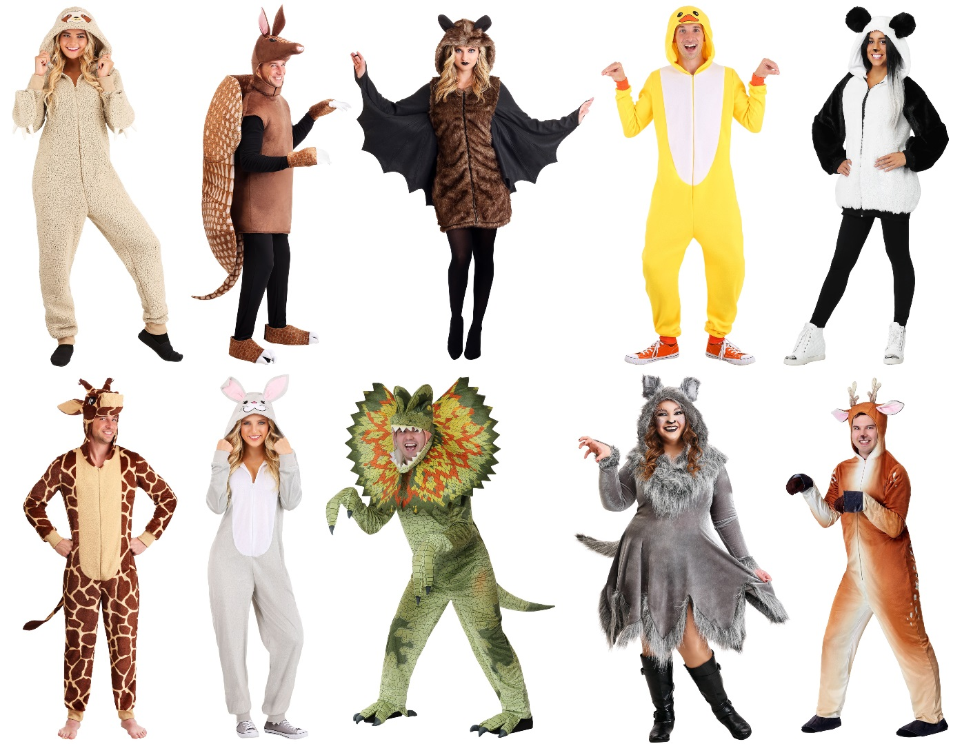 Animal Costumes for Work