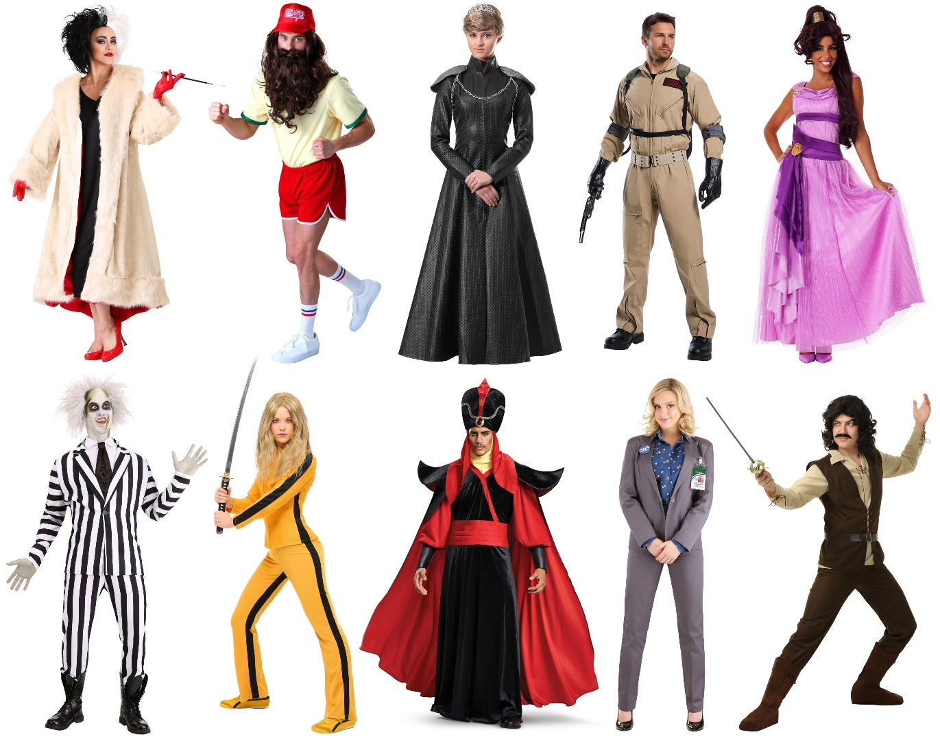 TV and Movie Costumes for Work