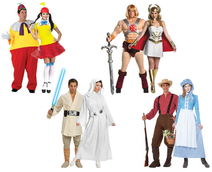 Costumes for Siblings