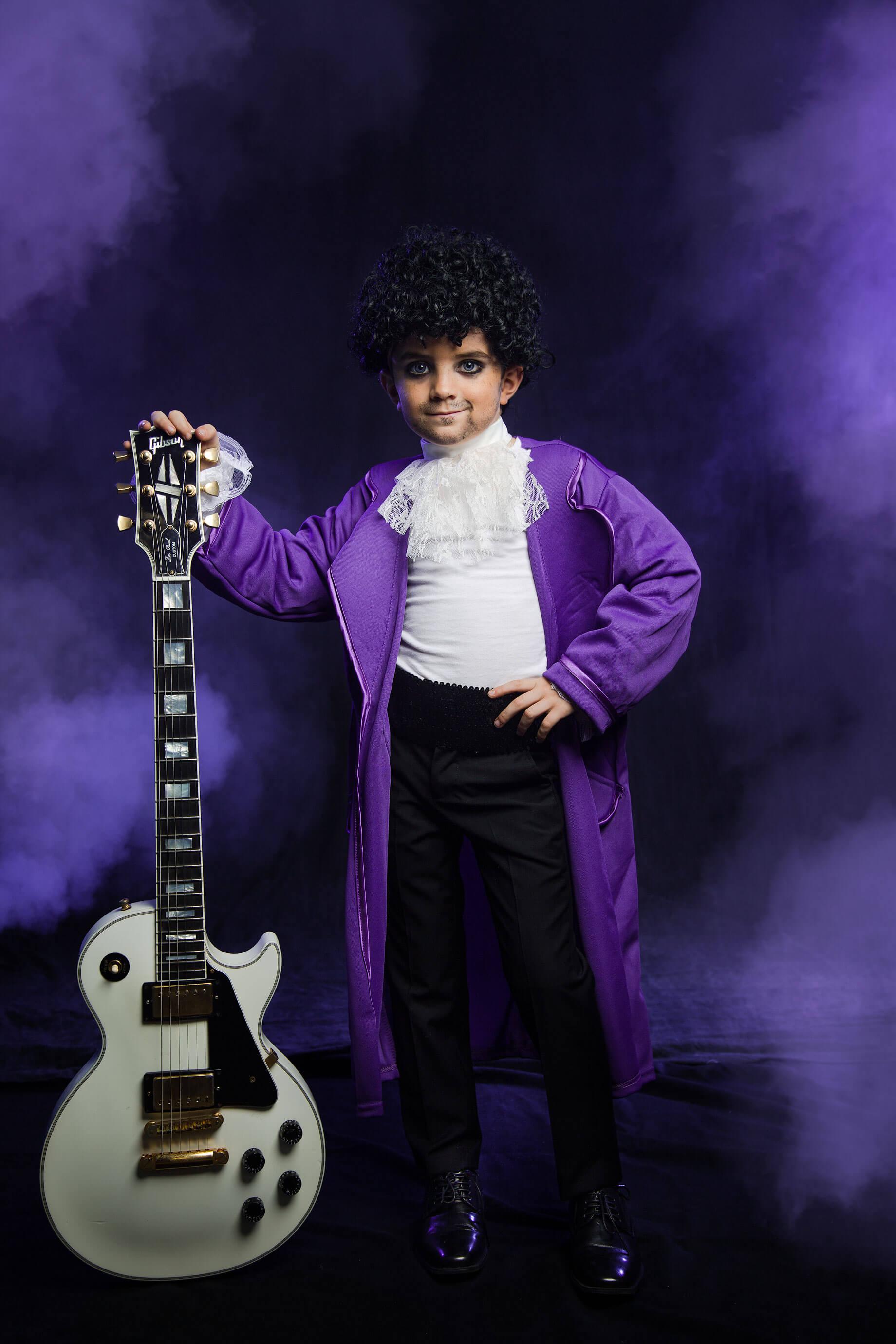 Purple Rain Halloween Costume