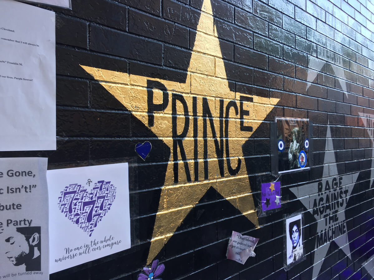 Prince Star at First Ave