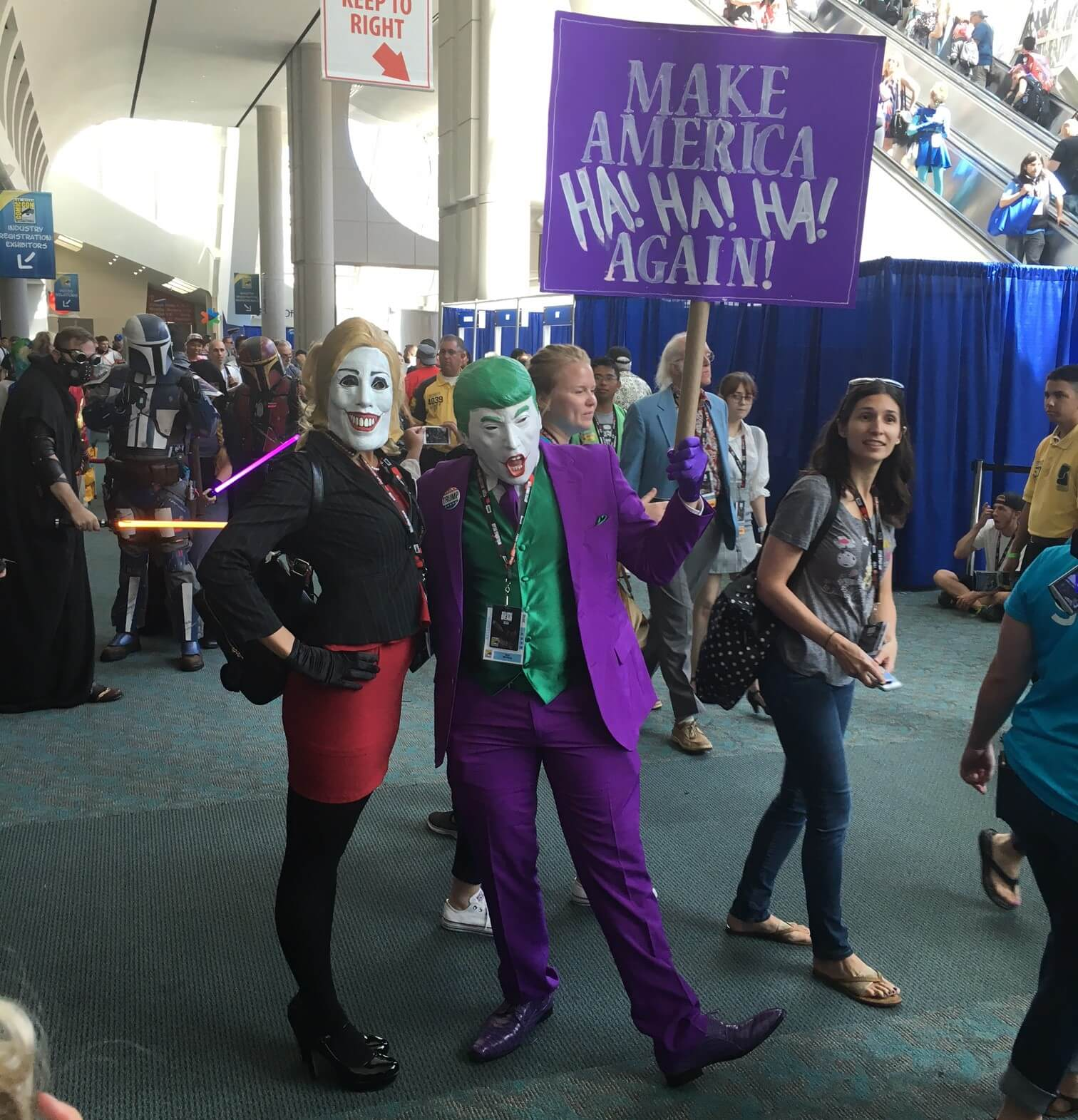 Comic Con Cosplay