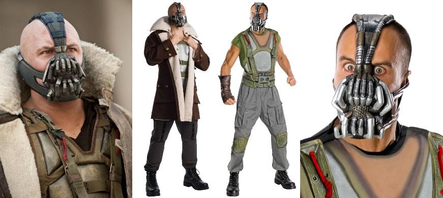 6. Bane Costumes