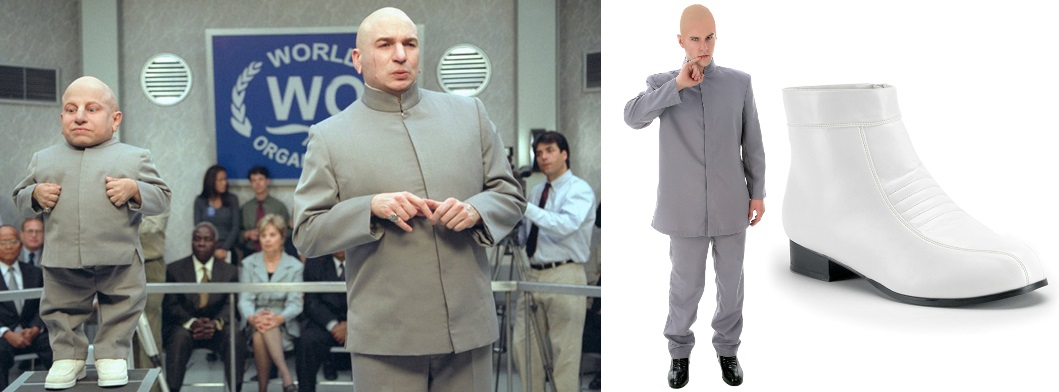 15. Dr. Evil Costumes