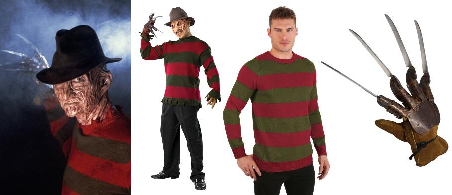 5. Freddy Krueger Costumes