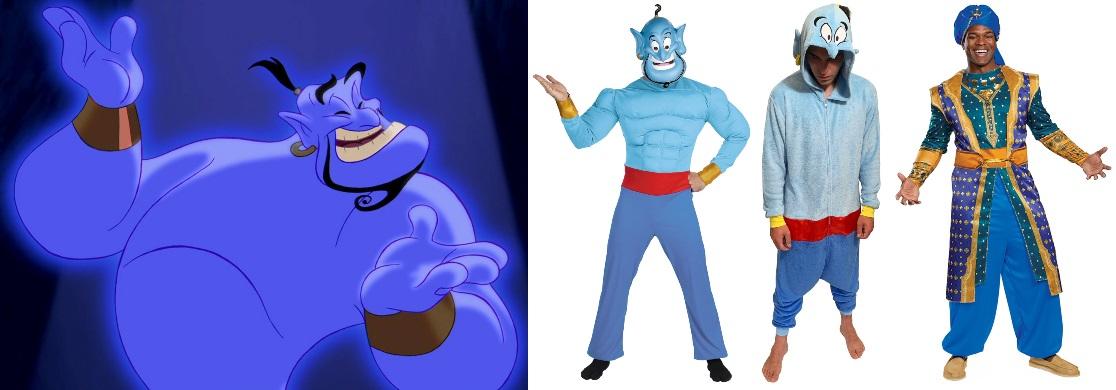 4. Genie Costumes