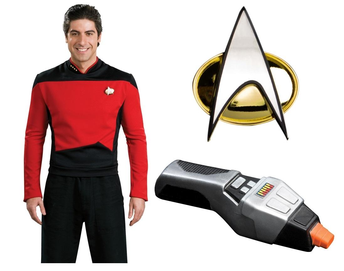 Star Trek Picard Costume