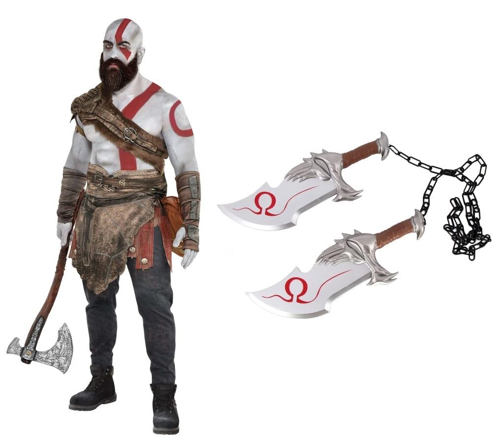 Kratos Costume