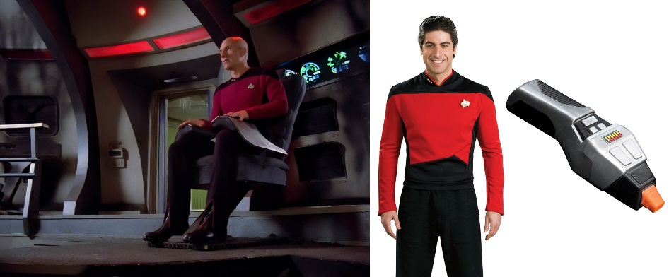 17. Picard Costumes