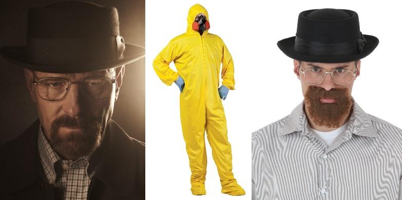 9. Walter White Costumes
