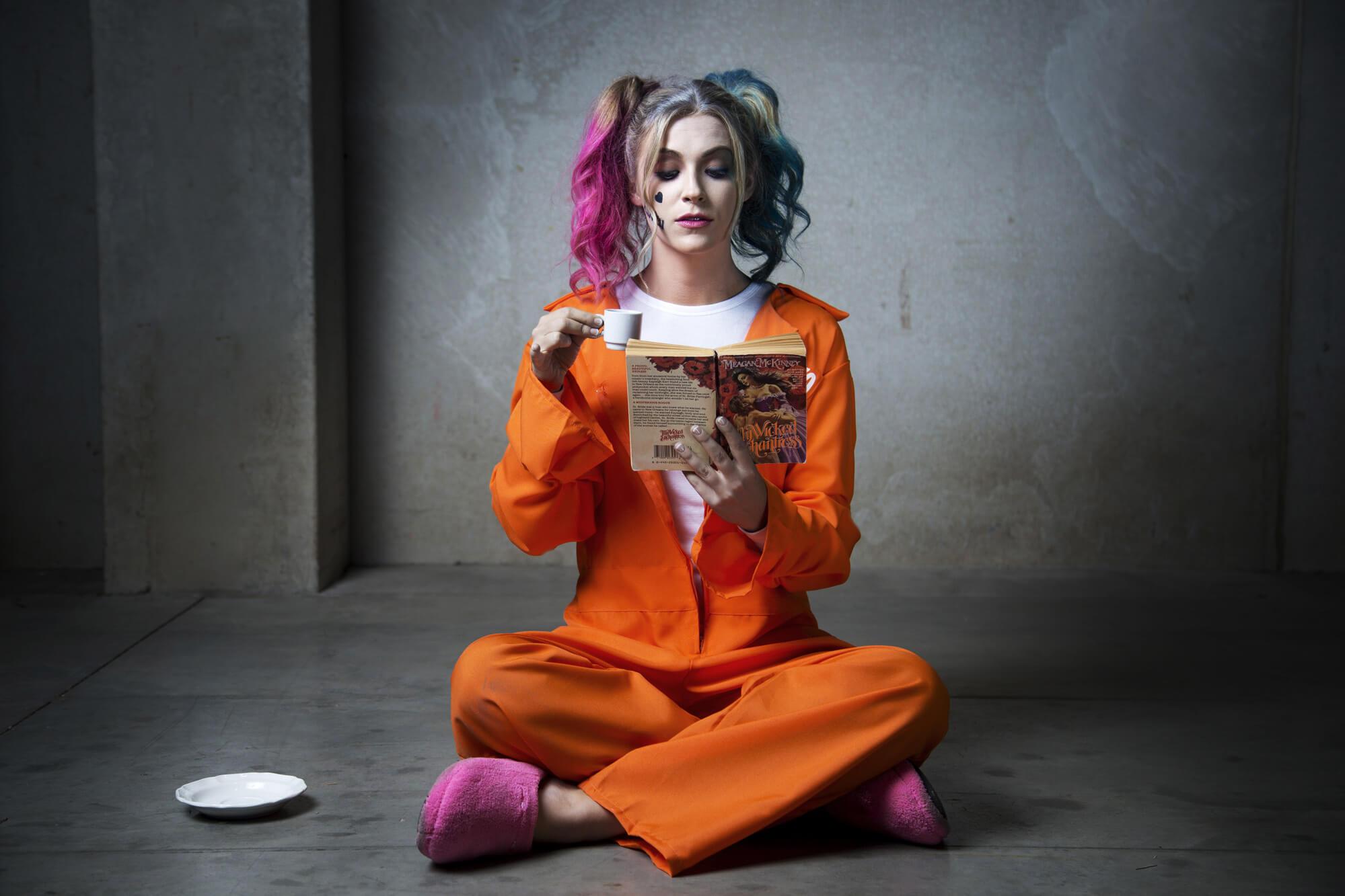 Harley Quinn DIY Cosplay