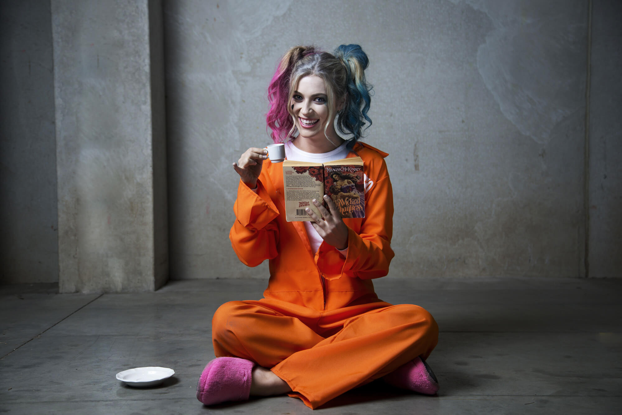 Easy Harley Quinn Cosplay