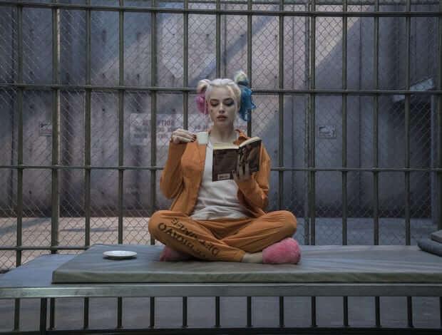 Harley Quinn Prison Jumpsuit