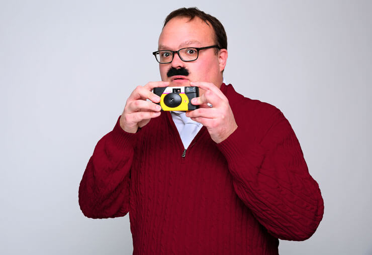 Kenneth Bone Disposable Camera