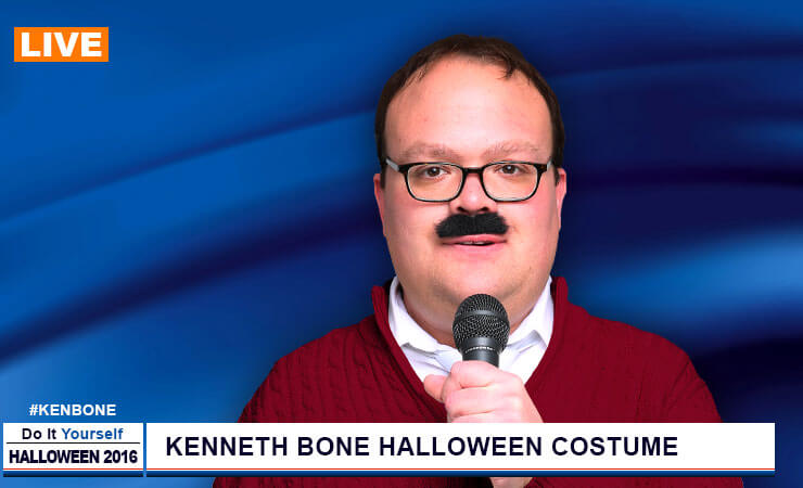 Kenneth Bone Halloween Costume