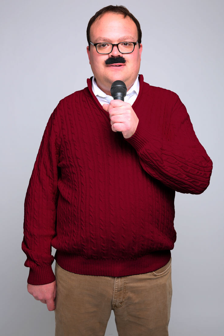 DIY Kenneth Bone Halloween Costume - Halloween Costumes Blog