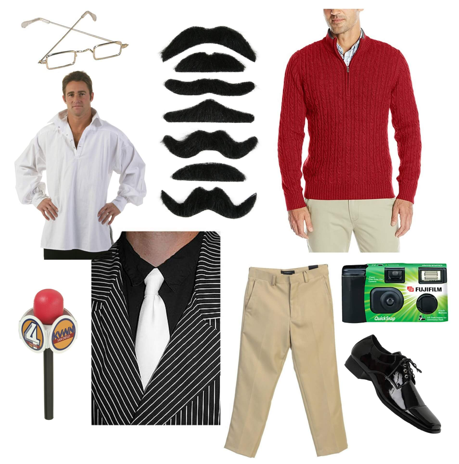 Ken Bone Halloween Costume DIY