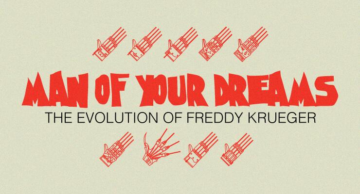 Freddy Krueger Infographic