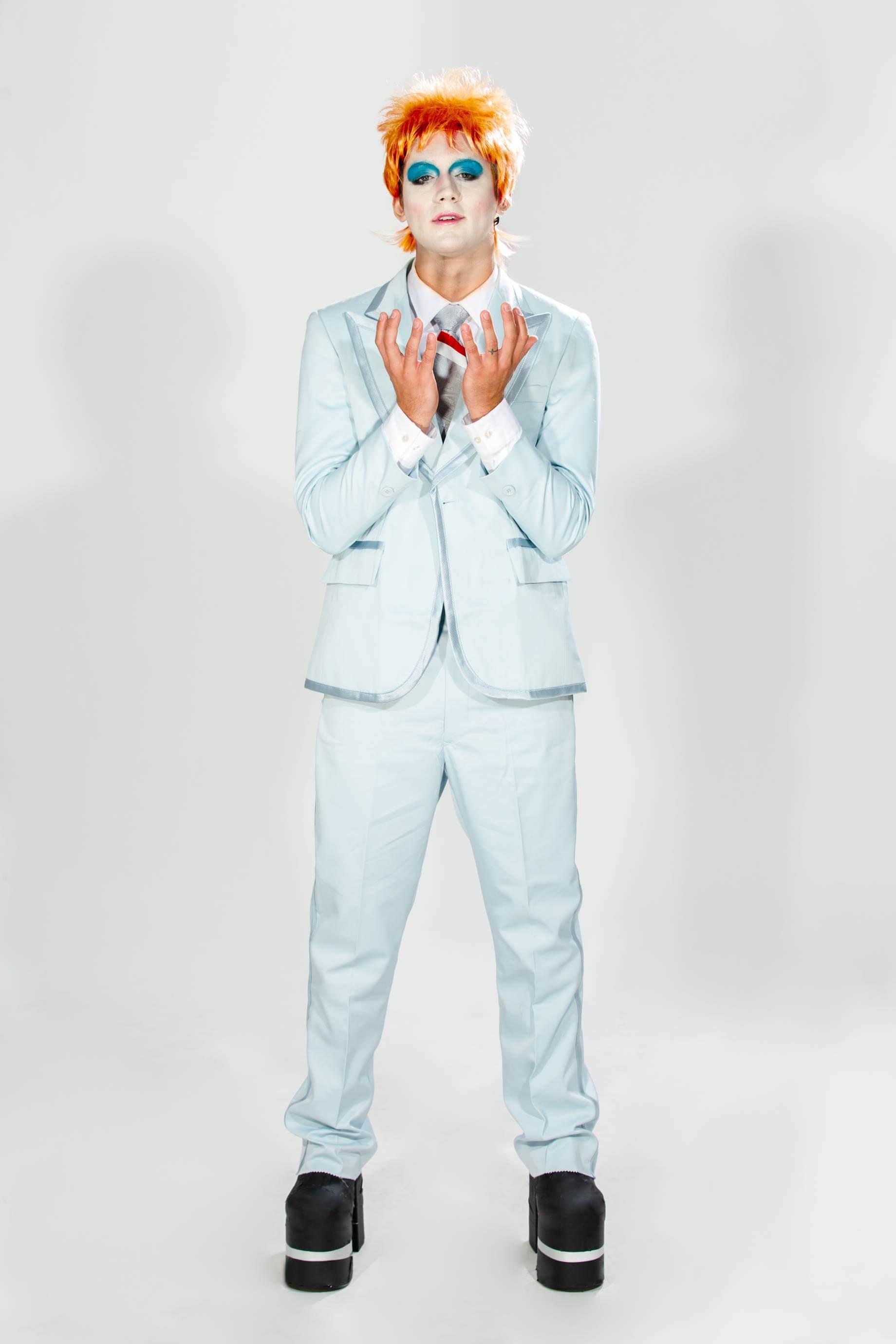 David Bowie Halloween Costume