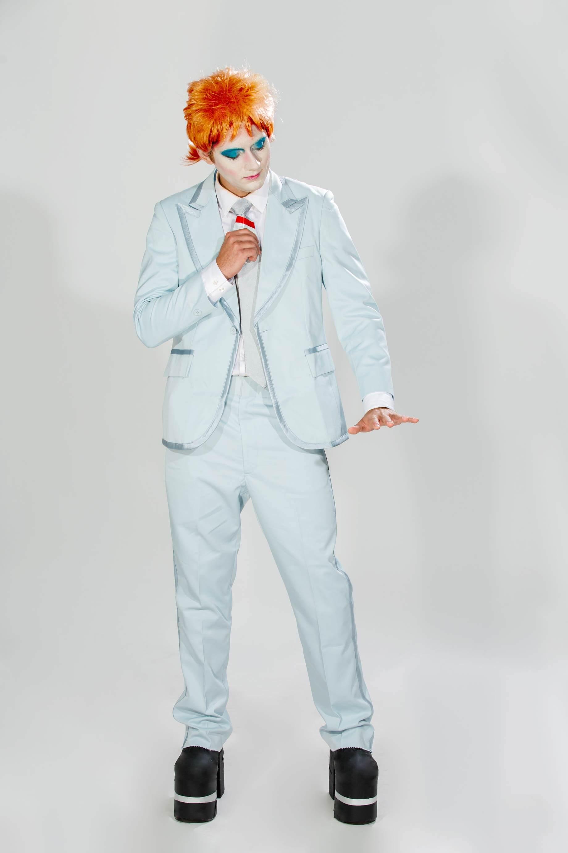 Life on Mars David Bowie Costume
