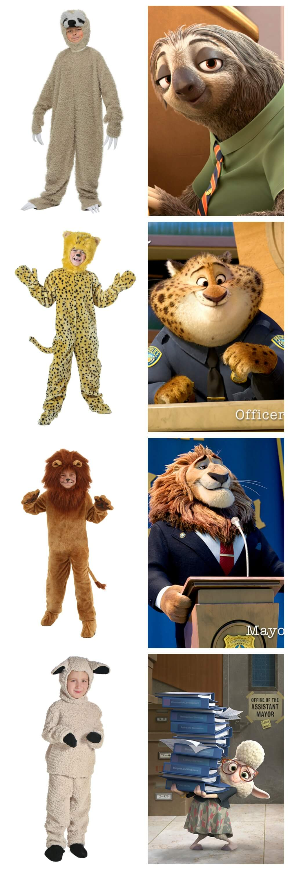 Movie Costume Ideas