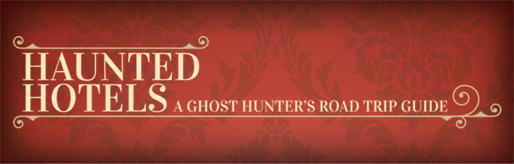 Haunted Hotels Header
