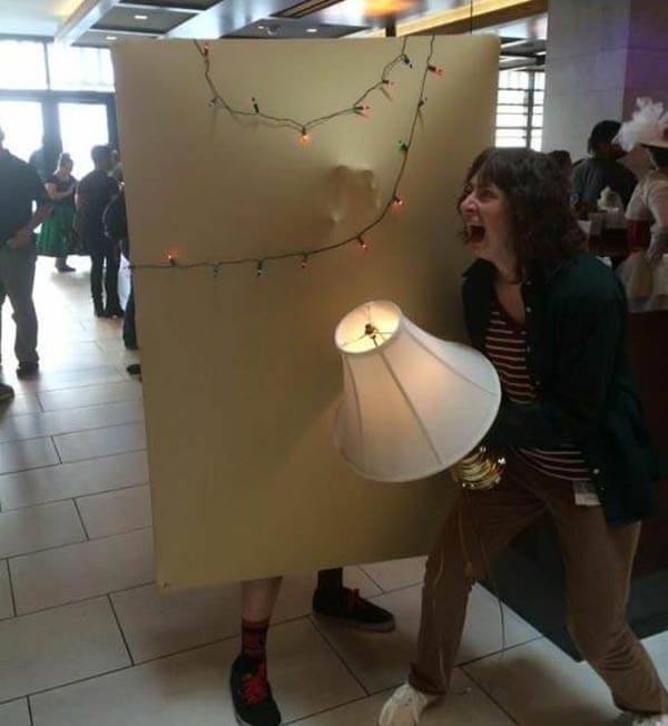 Stranger Things Cosplay 2