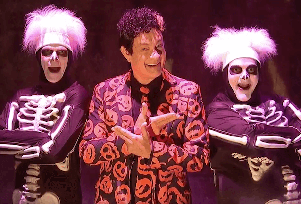 David Pumpkins SNL