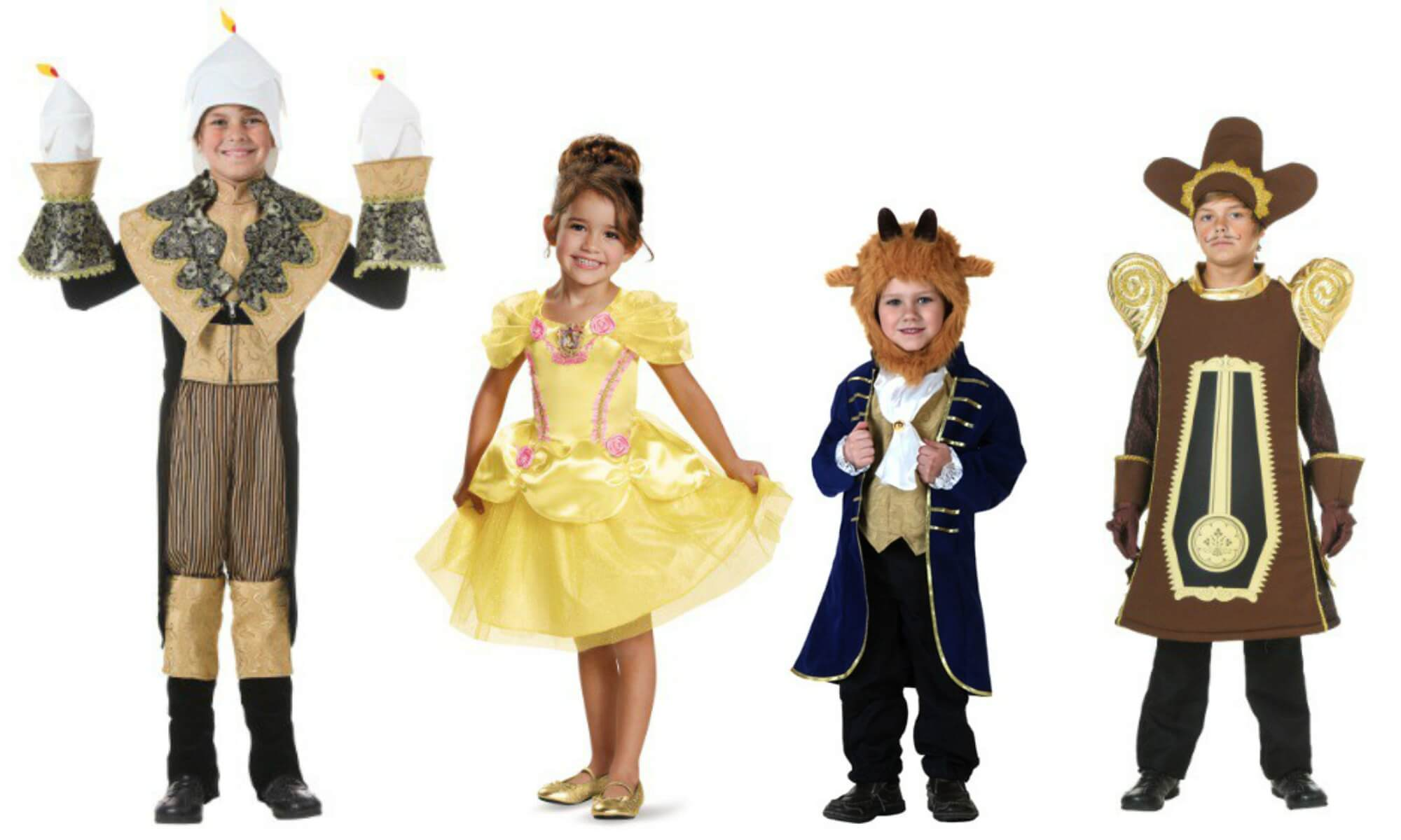 beauty and the beast costumes - Beauty Halloween Costume