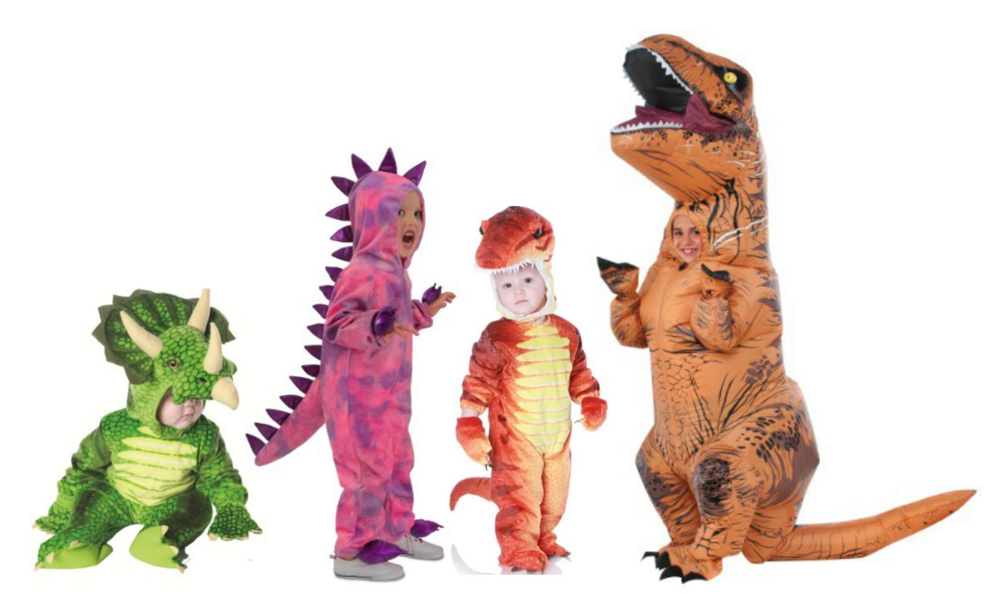 Dinosaur Costumes for Kids